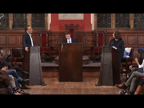 Islam In Europe | Full Head-to-Head Debate | Oxford Union