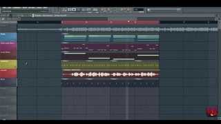 Disclosure - Omen ft. Sam Smith (FL Studio Remake)