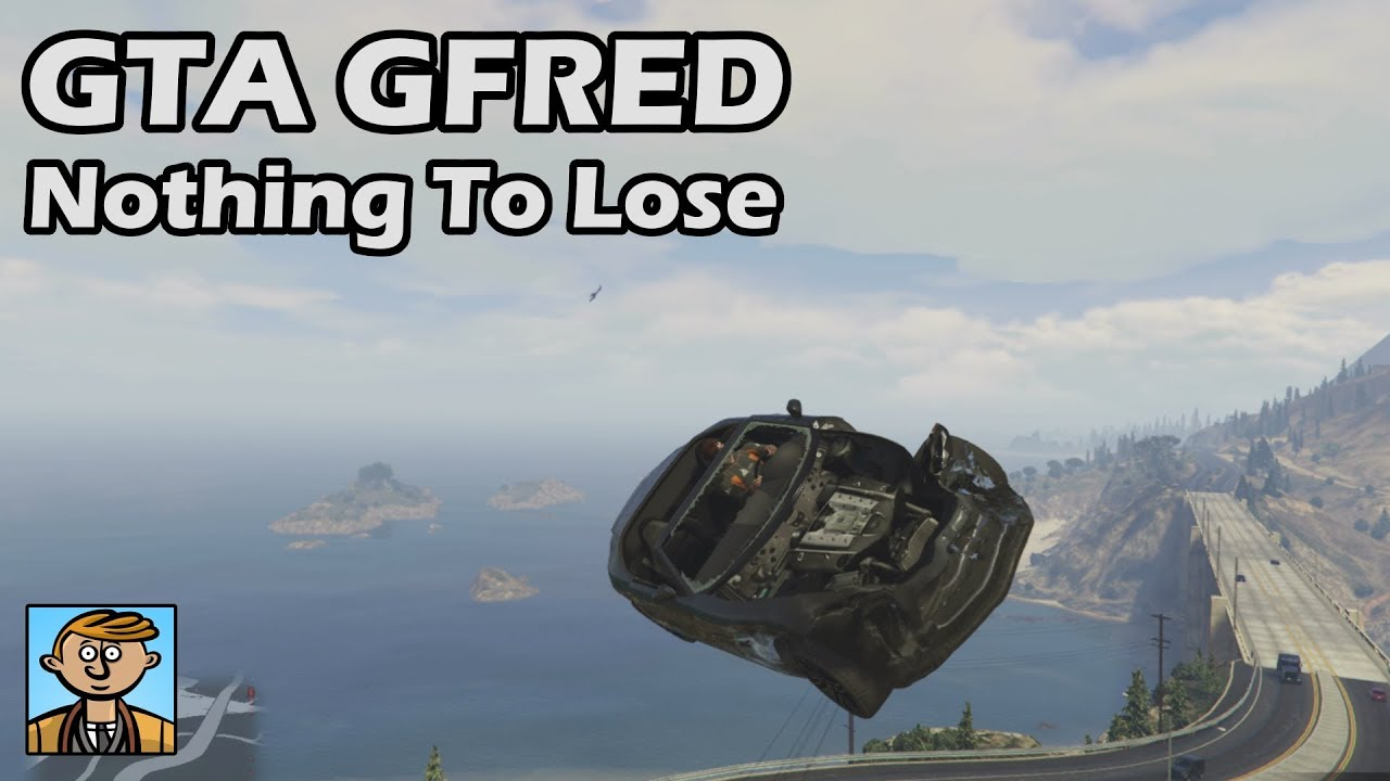 Nothing To Lose - GTA 5 Gfred Racing Live #32