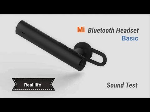 mi-(noise-cancelling-)bluetooth-headset-basic-(real-life)-sound-test
