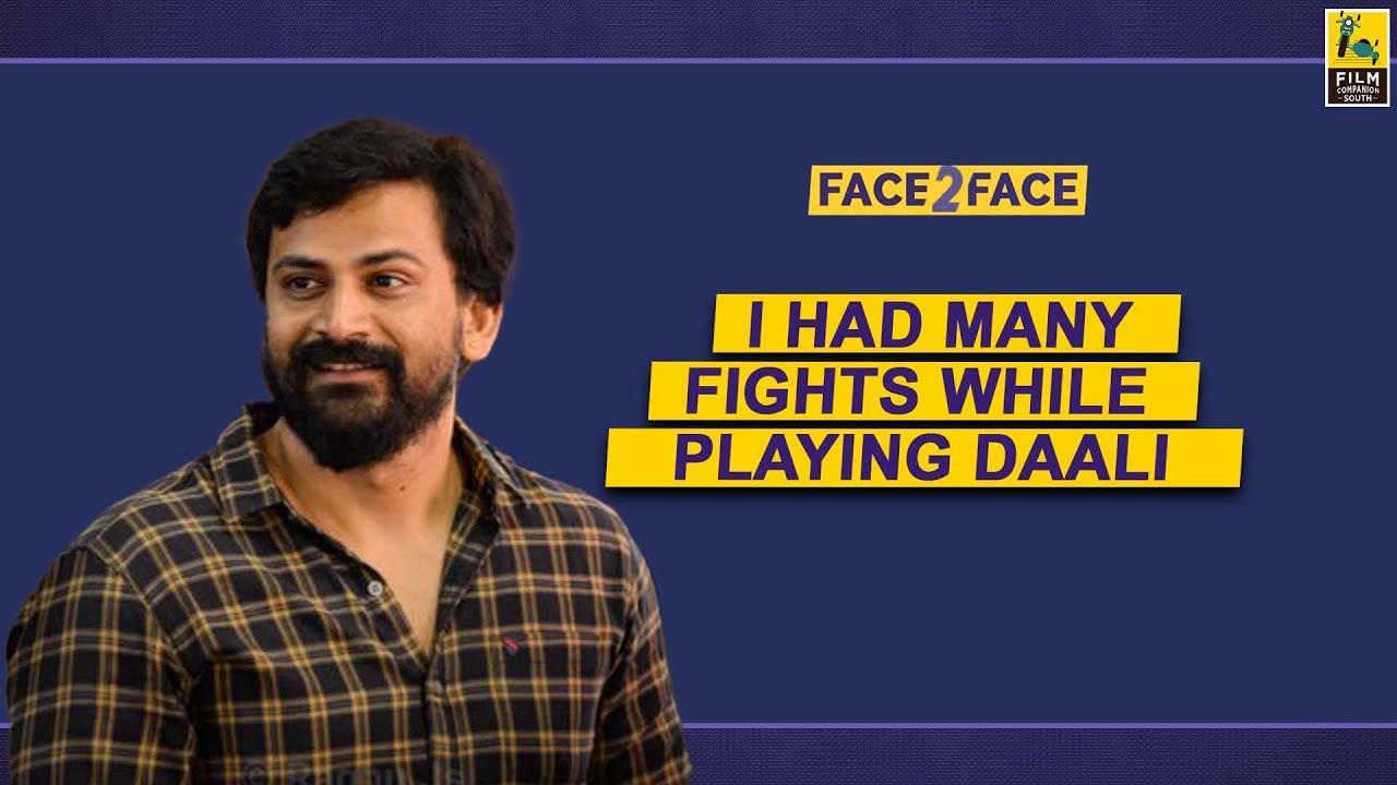 Dhananjay Interview With Kairam Vaashi | Face 2 Face | Rathnan Prapancha | Popcorn Monkey Tiger