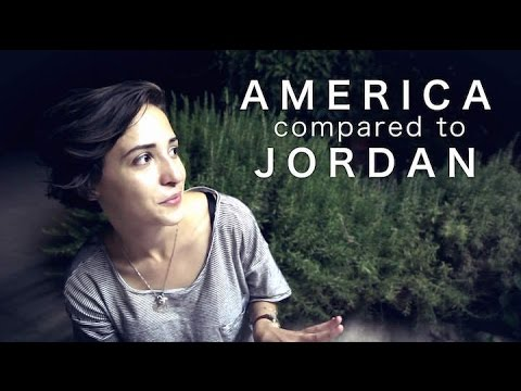 Cultural Differences between NYC and Amman