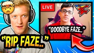 Streamers *BLOWN AWAY* After FaZe Sway *LEAVES* FaZe Clan & Goes Solo! (Fortnite Moments)