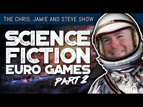 Steve's Science Fiction Euro Board Game Recommendations Mp3