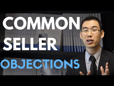 The 3 Most Common Seller Objections and Misconceptions - Vancouver Real Estate - Gary Wong