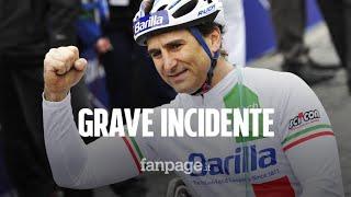 Alex Zanardi, grave incidente in handbike: trasportato in ospedale con l'elicottero
