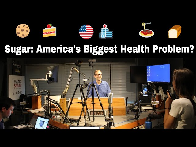 Sugar: America's Biggest Health Problem?
