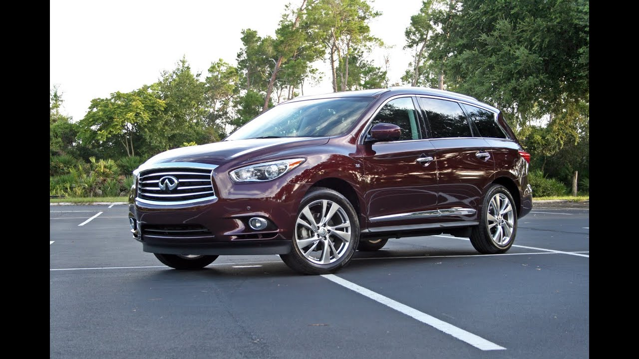 2014 infiniti qx60 driven youtube. Black Bedroom Furniture Sets. Home Design Ideas
