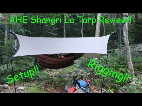 Medium image of arrowhead equipment shangri la tarp review
