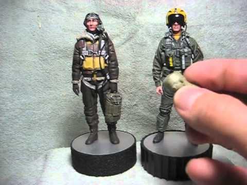 Verlinden Resin Model Figures