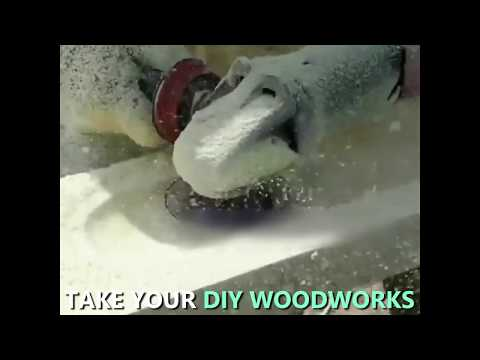 WoodShaper - Woodcarving Shaping Disc