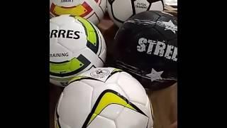 Обзор футбольных мячей. Какой выбрать?