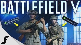 The Boys are Back in Battlefield 5