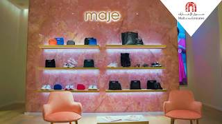Maje Paris Now Open at Mall of the Emirates!