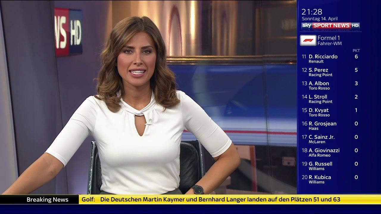 Sky Sport News Hd Moderatorinnen 2021