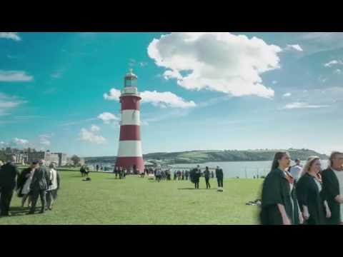 Proud To Be With Plymouth University