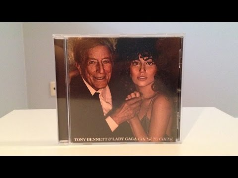 Tony Bennett & Lady Gaga - Cheek to Cheek (Deluxe Edition) (Unboxing) HD