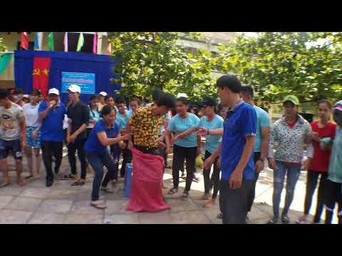 Thử thách liên hoàng đợt 2 THPT Trần Phú
