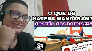 REACT - GTA p/ ANDROID - fiz oq os haters mandaram #8