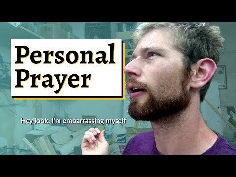 Reflection: Catholic Personal Prayer TAG - Ptony