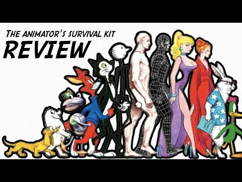The Animator's Survival Kit – Book Review