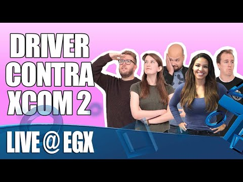 AO VIVO da EGX - XCOM 2, Trials of Mana plus carrega mais! + vídeo