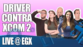 LIVE from EGX - XCOM 2, Trials of Mana plus loads more!