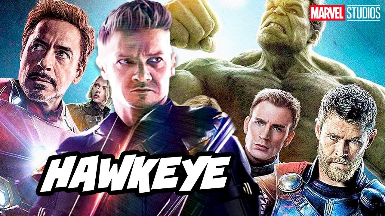 Why Marvel Revealed The New Hawkeye - Avengers Endgame Scene Marvel Phase 4  Easter Eggs