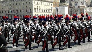 2 июня Италия празднует день Республики. Военный парад в Риме....2017