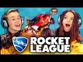 ROCKET LEAGUE (Teens React: Gaming)