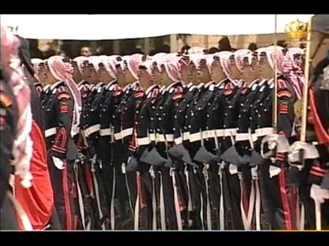 التسجيل الكامل لتخريج الفوج السادس والعشرين لطلاب جامعة مؤتة الجناح العسكري