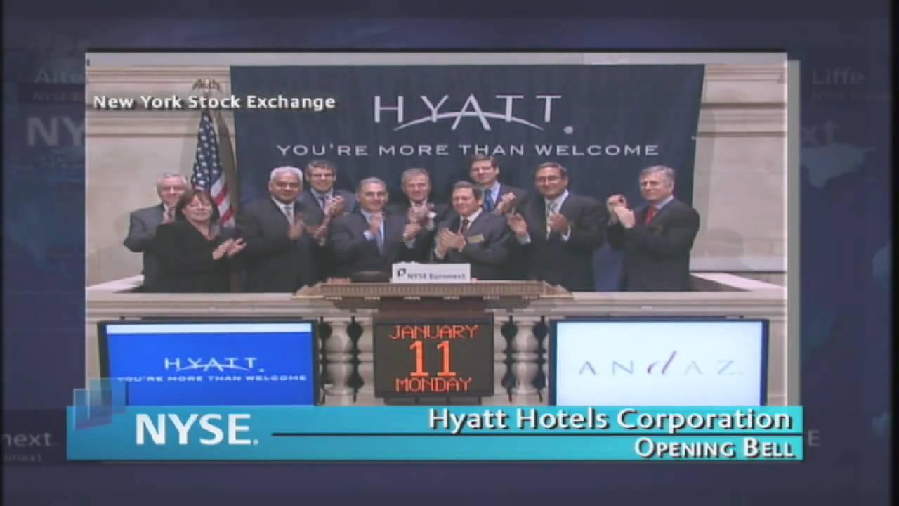 11 January 2010 Hyatt Hotels Ob Emv Youtube
