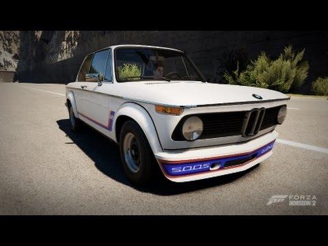Forza Horizon 2 1973 Bmw 2002 Turbo Test Drive Hd Youtube