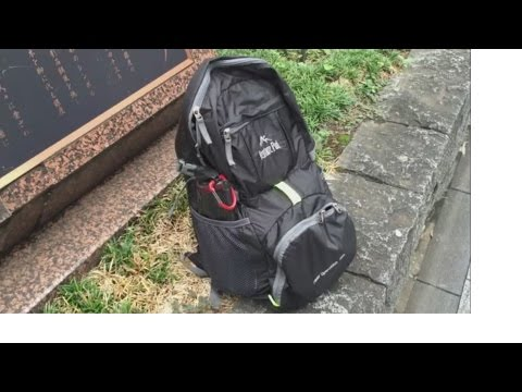 Venture Pal Ultralight Backpack Review - YouTube dfd0a4167ffaf