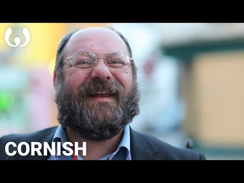 WIKITONGUES: Marty speaking Cornish