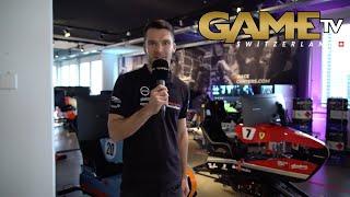 Game TV Schweiz - Yannick Mettler | Simracing und Motorsport