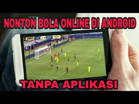 Cara Nonton Tv Live Streaming Dengan Android Tanpa Aplikasi ...
