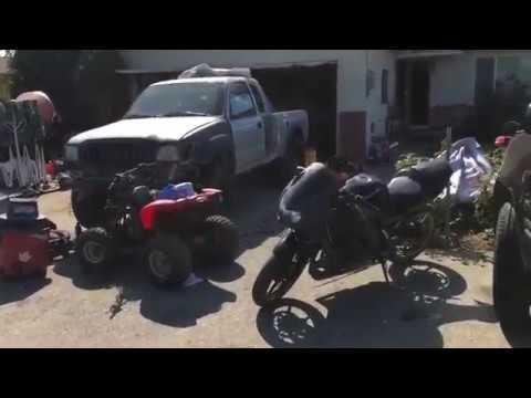 Chop Shop Bust In Watsonville