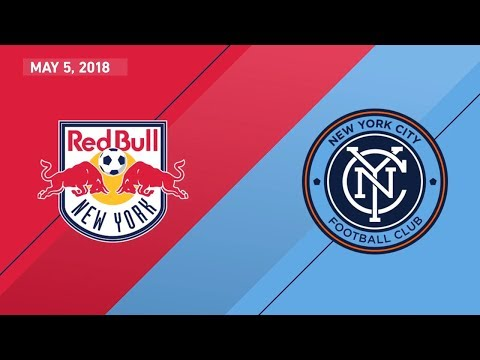 HIGHLIGHTS  New York Red Bulls vs. New York City FC | May 5, 2018