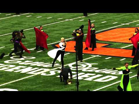 2017 Sachem Arrows Marching Band at Championships