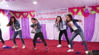 """OYEE"" Oe timro cha ki chaina koi || Super Hit Nepali Dancing Song || Prajita Educational Academy"