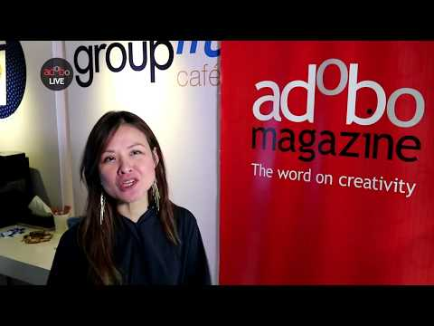adoboLIVE!  Katryna Mojica, Chief Executive Officer of Ogilvy & Mather Hong Kong