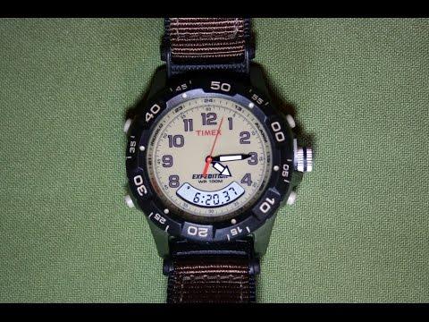 Наручные часы Timex Expedition T45181 Indiglo® Night-light