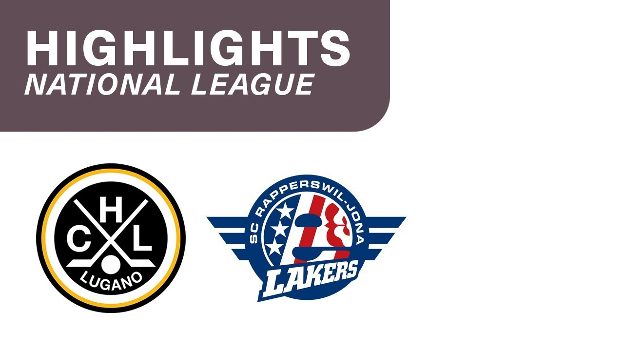 Lugano - SCRJ Lakers 6:0 - Highlights National League