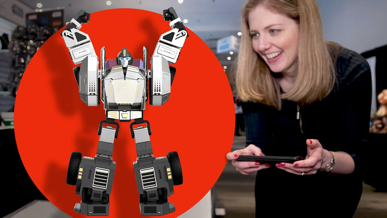 Best Robot Toys 2021 Let's see ALL the best robot toys coming out this year   YouTube
