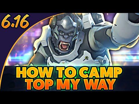 6.16 Harambe   How to Camp Top My Way   Full Advantage Ways