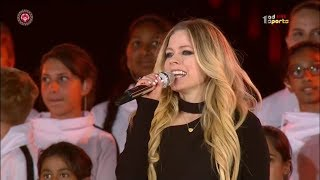 Avril Lavigne, Luis Fonsi and More - Right Where I Am Supposed To Be Live