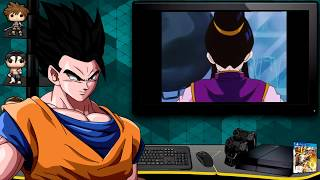 """Gohan Reacts to How Goten was """"Made"""""""