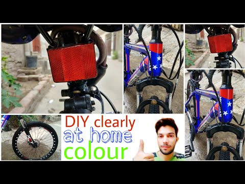 How to clean bicycle at home 💥💥👌😮😯