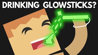 How Toxic Is the Inside of a Glow Stick? - Dear Blocko #27